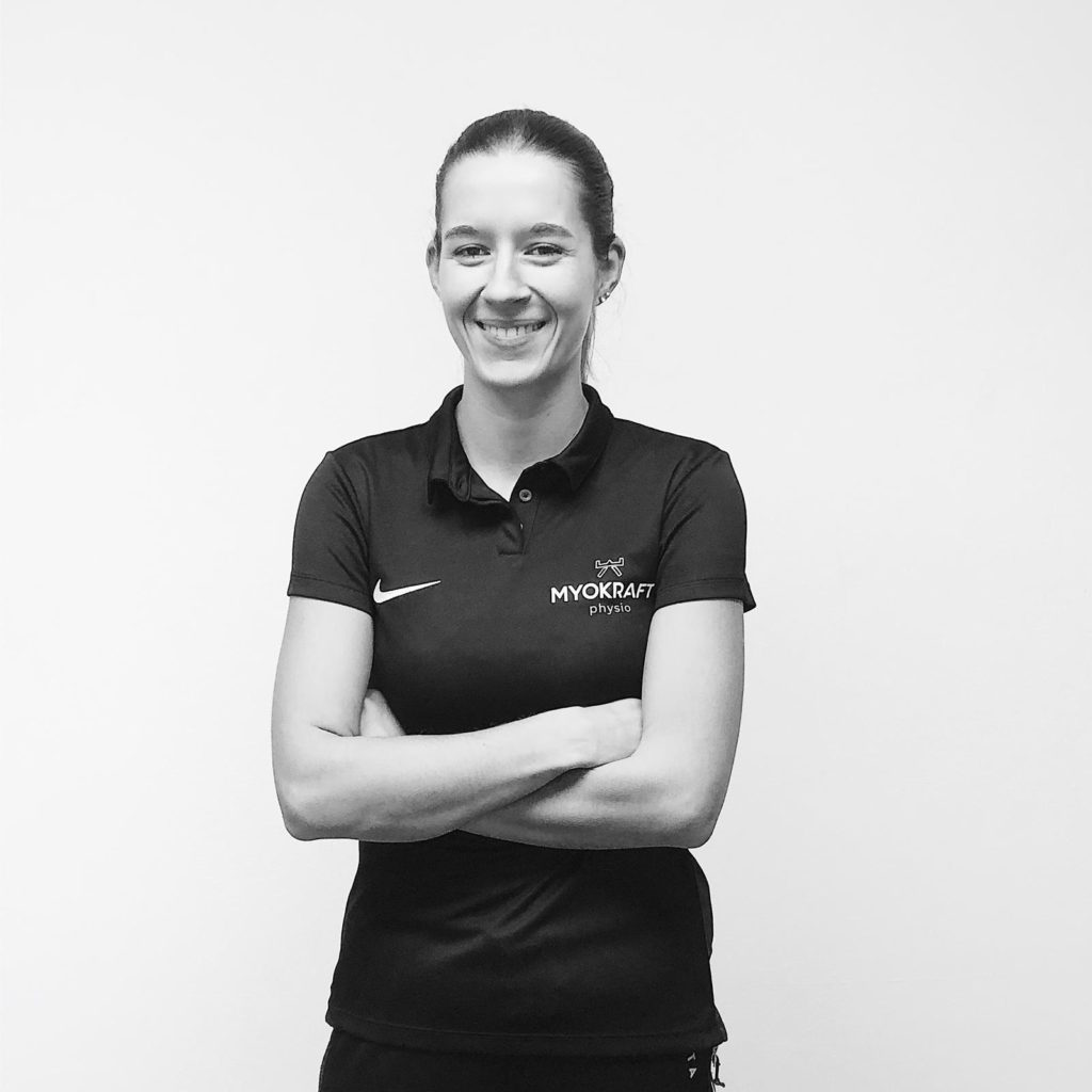 Myokraft Team Lorena Scholl