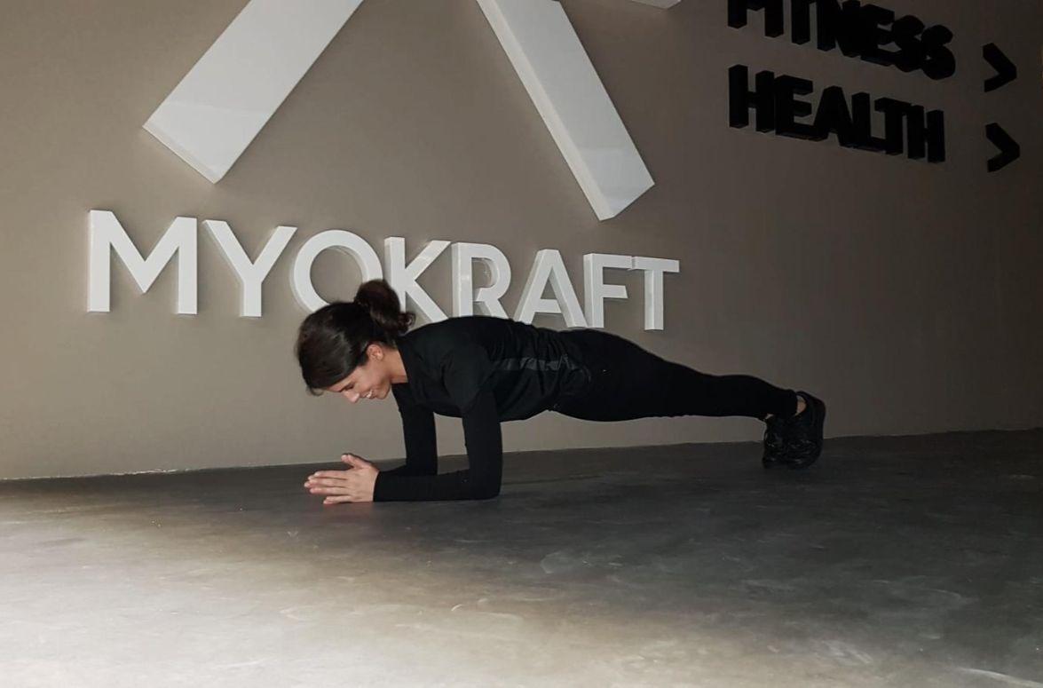Myo Plank Challenge