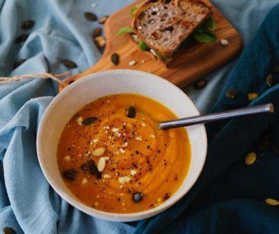 Erdnusssuppe