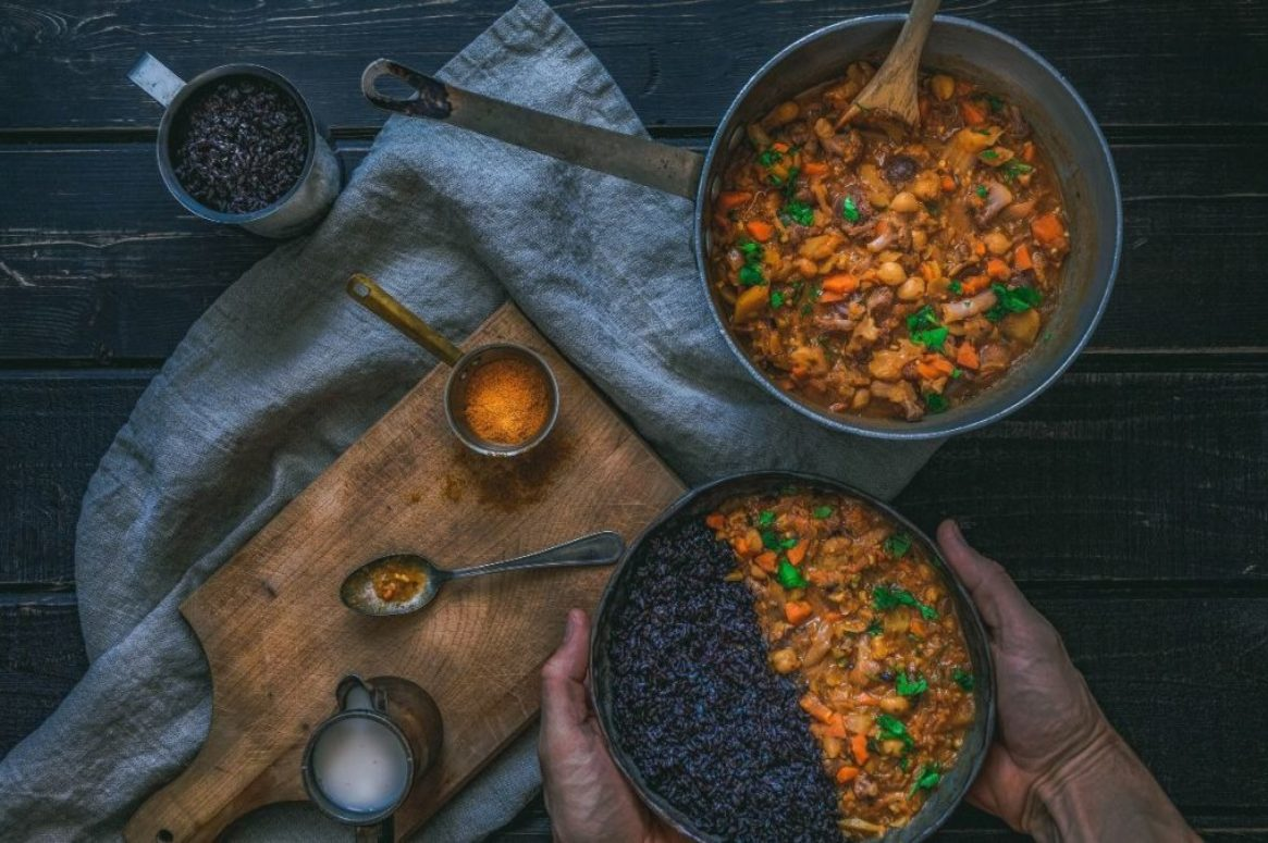 Veganes Curry