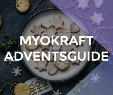 MYOKRAFT Adventsguide