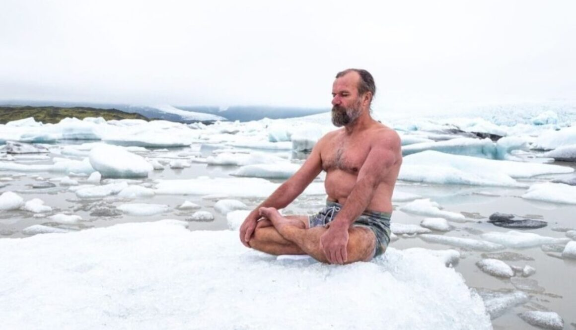 Wie Sie Ihre Immunsystem durch Kälte stärken können - der Wim Hof Edition